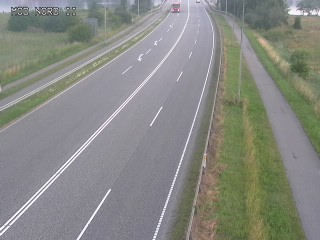 Webcam Hadsund Syd, Mariagerfjord, Nordjylland, Dänemark