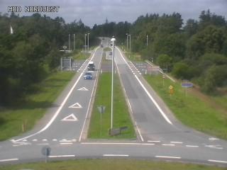 Webcam Fårvang, Silkeborg, Midtjylland, Dänemark