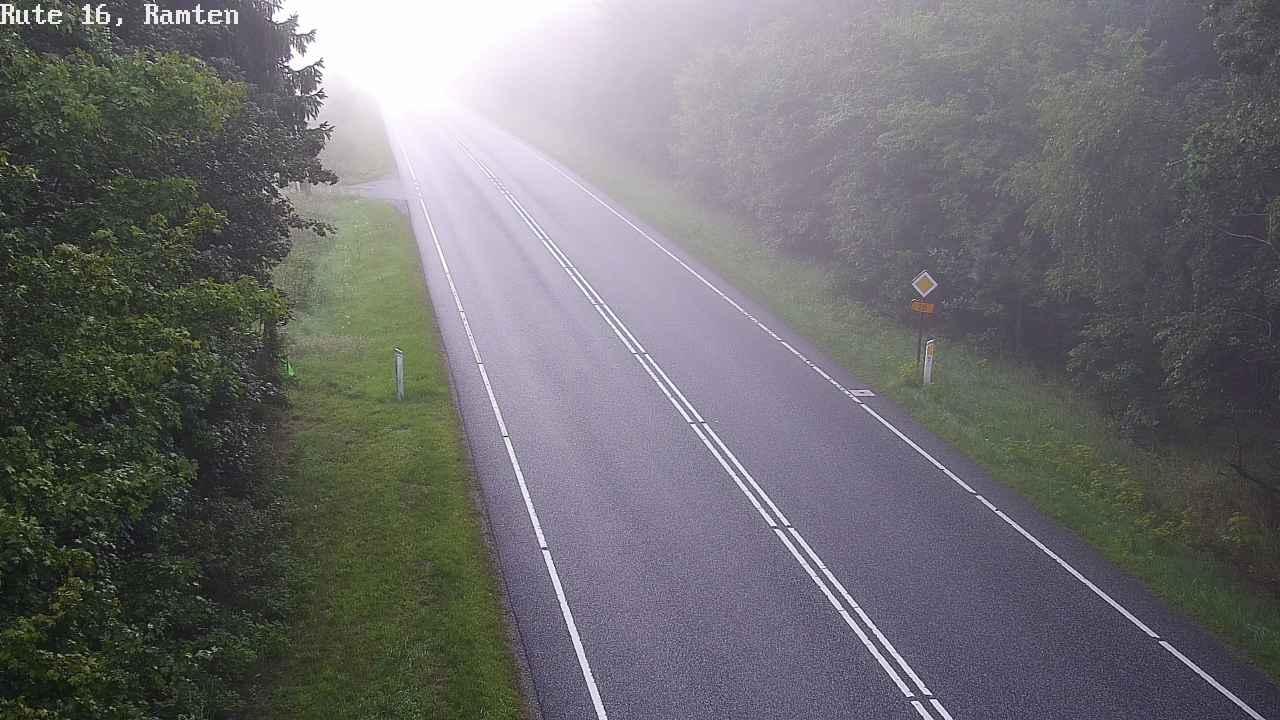Webcam Ramten, Norddjurs, Midtjylland, Dänemark