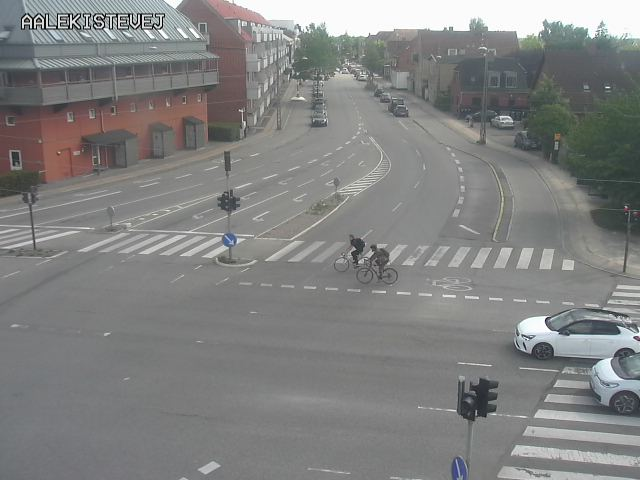 Webcam from Copenhagen