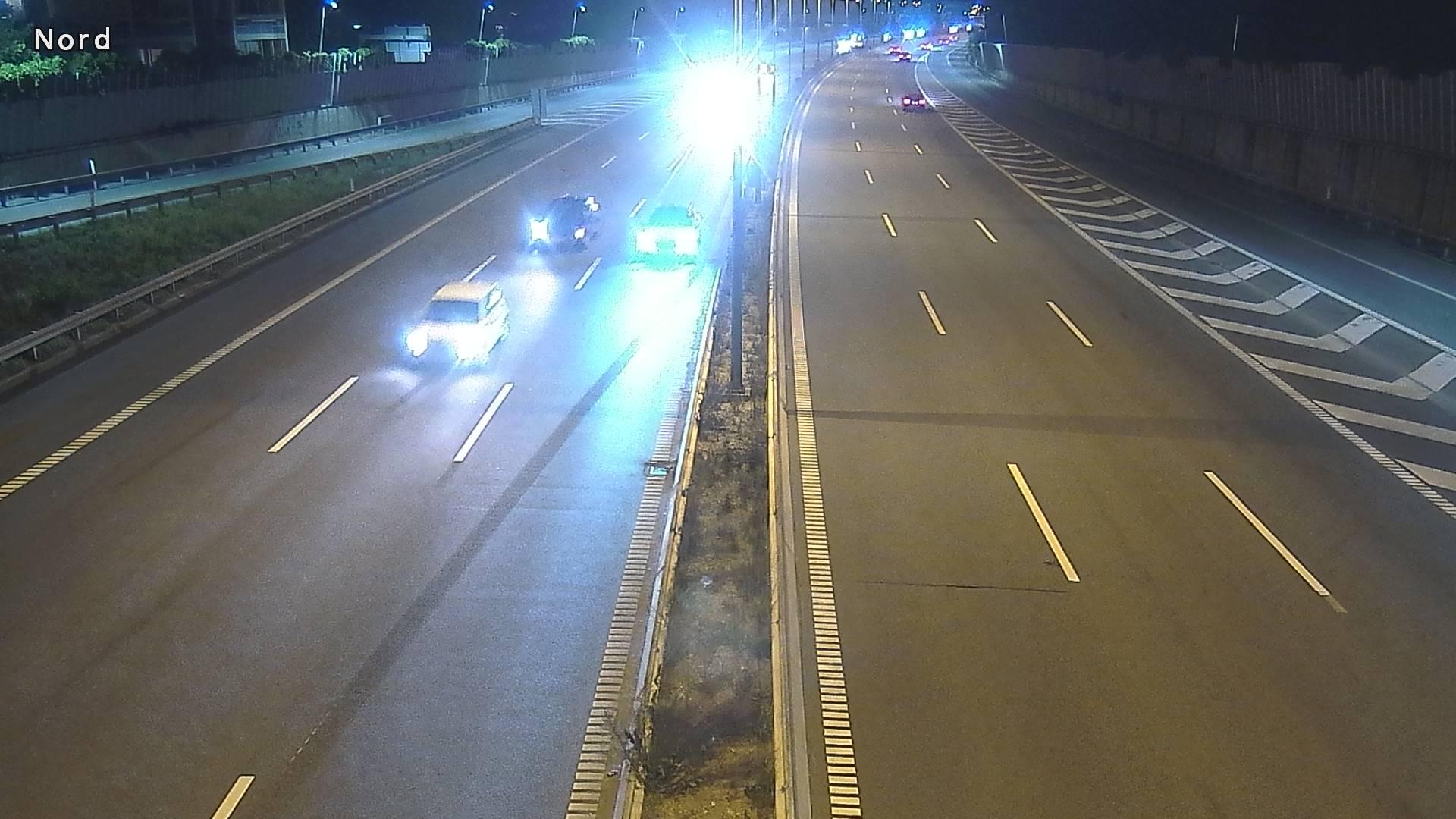 E47 Motorring 3 ved Buddingevej.
