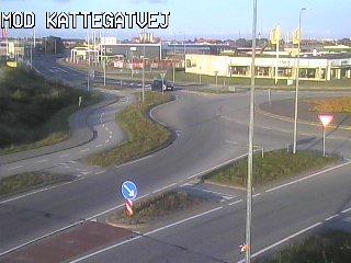 Webcam Skagen, Frederikshavn, Nordjylland, Dänemark